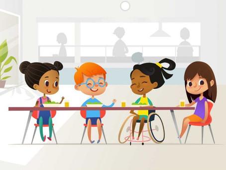 Inclusão escolar com crianças com necessidades educacionais especiais