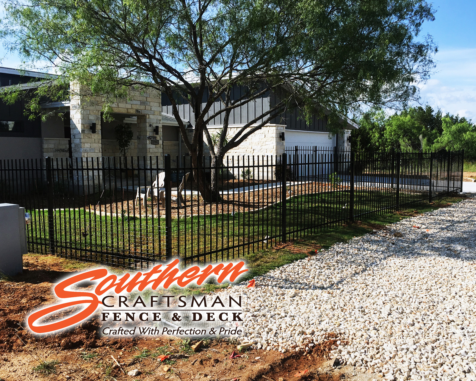 Ornamental Iron Fences