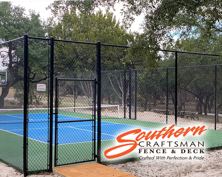 The Hollows Pickle Ball Court