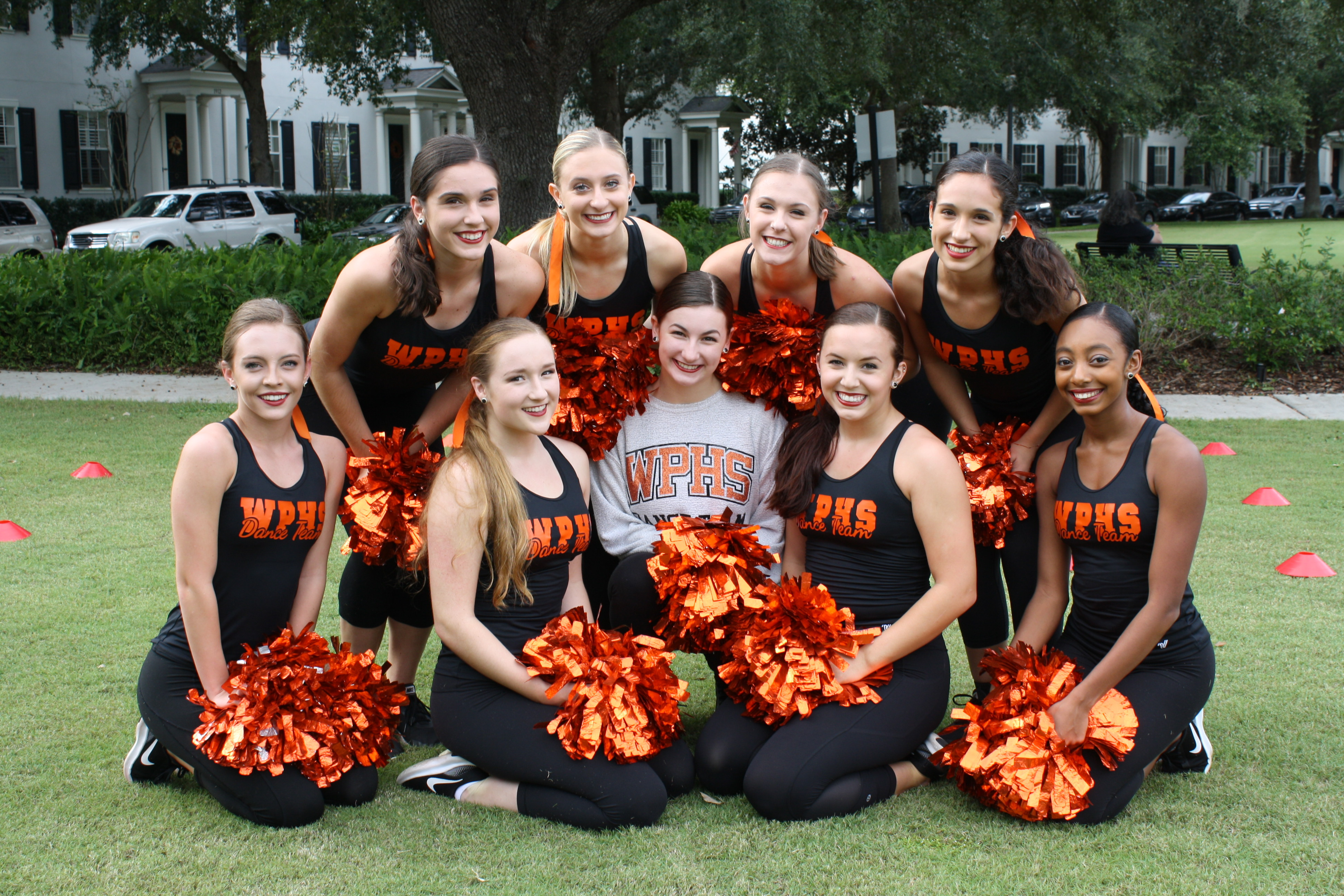 Winter Park High School Dance Team