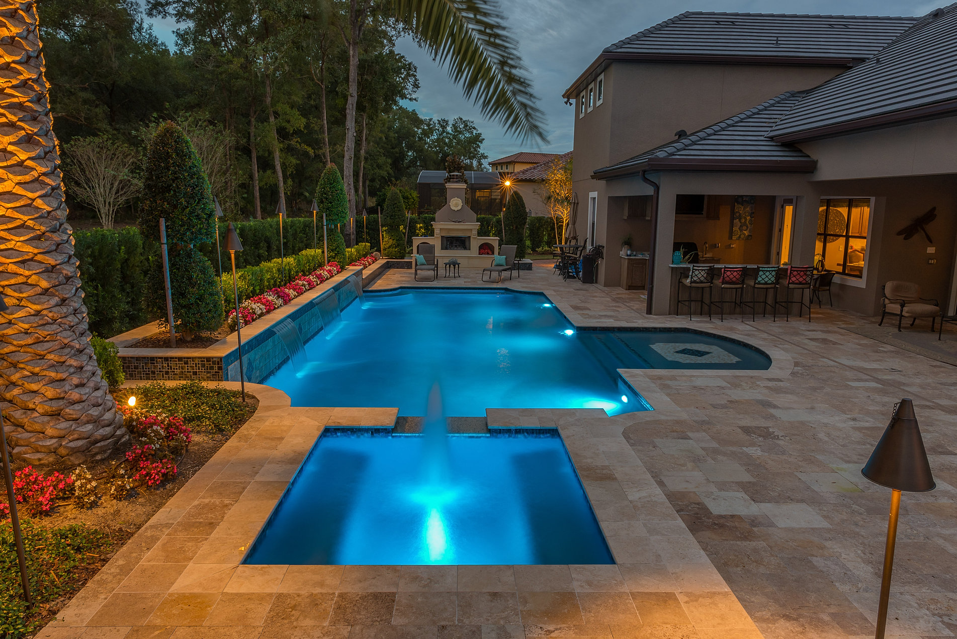 Southern pool designs central florida 39 s luxury pool builder for Southern designs