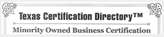 Texas Certification Directory - Minority owned Business Certification USA organic waste recycling