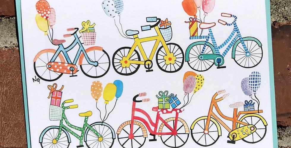 Party Bikes!