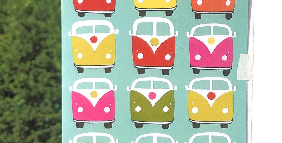 VW Busses!