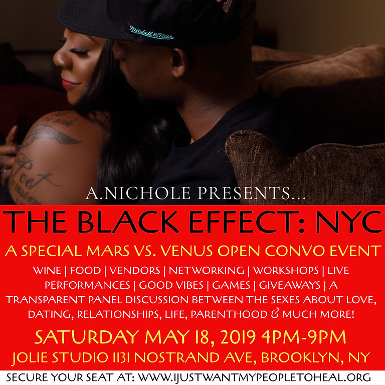 The Black Effect: NYC