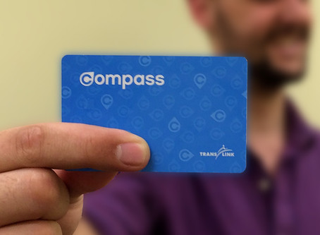 Getting your Compass Card
