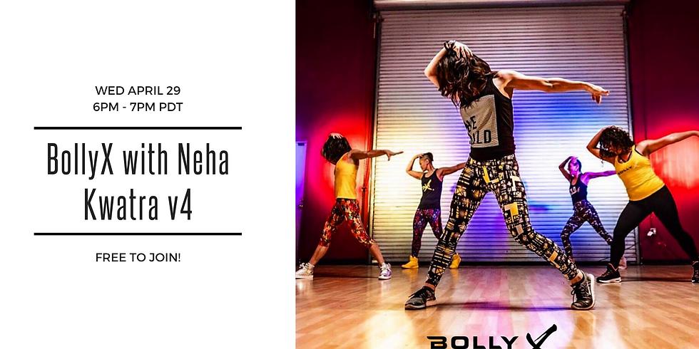 BollyX with Neha Kwatra v4