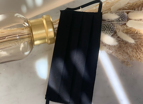 Masque Uni Noir