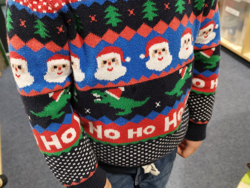 Great Christmas jumpers