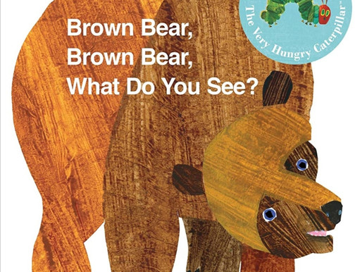 Brown Bear story and activity