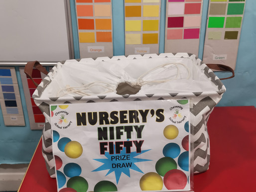 Nursery's Nifty Fifty taking place shortly