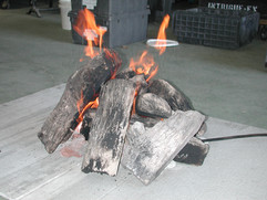 Artificial fire