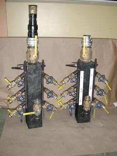Water manifolds