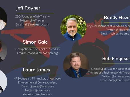 Virtual Rehabilitation and Therapy Visionaries