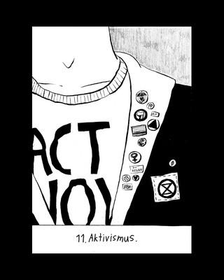 11. Aktivismus.