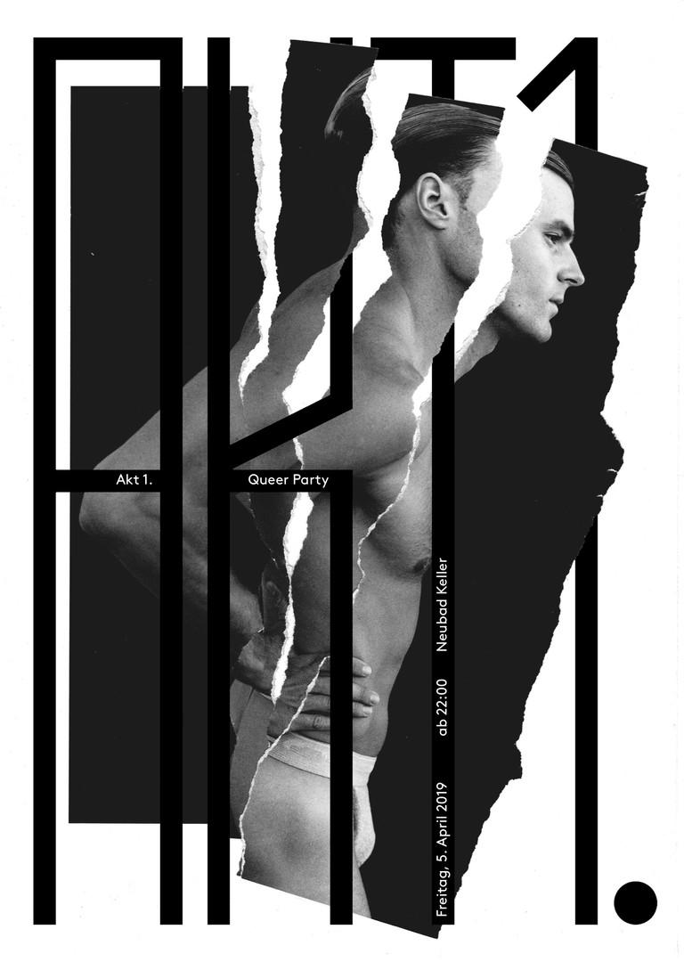 Plakat April