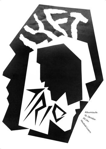 Neubad Plakat: Lyft Trio