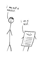 I am not a nihilist #70