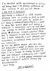 I am not a nihilist #111