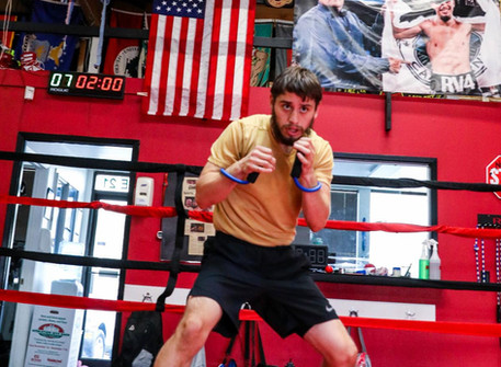 World-Ranked Featherweight Contender Headlines Against Alexei Collado on January 31st on ShoBox: