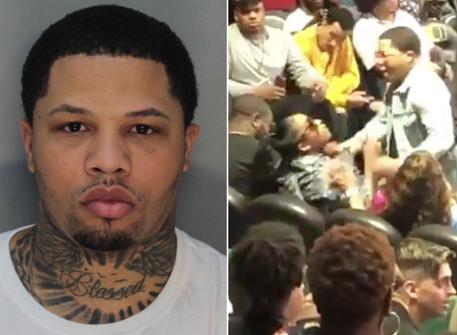 Boxing champ Gervonta Davis arrested for 'battering' ex in shocking video