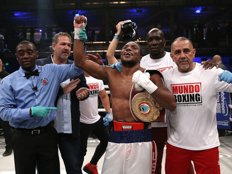 Colombian Roamer Alexis Angulo retains his WBO Latino Super Middleweight Title at Miami Fight Night
