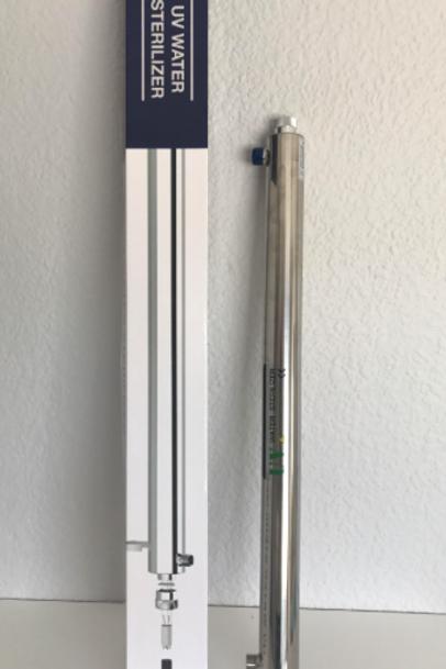 55 Watt UV Filter