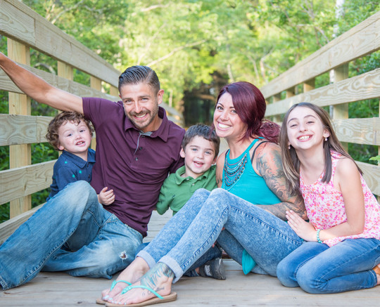 Iris MacKinnon Photography Family Portraits
