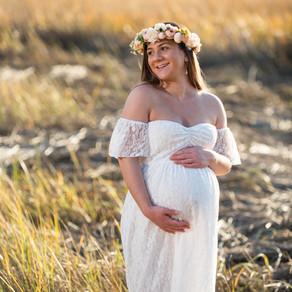 Maternity Portraits. Sofia and Hermes
