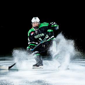 Brand Story-Telling. The Boston Shamrocks; Hockey Players Extraordinaire!