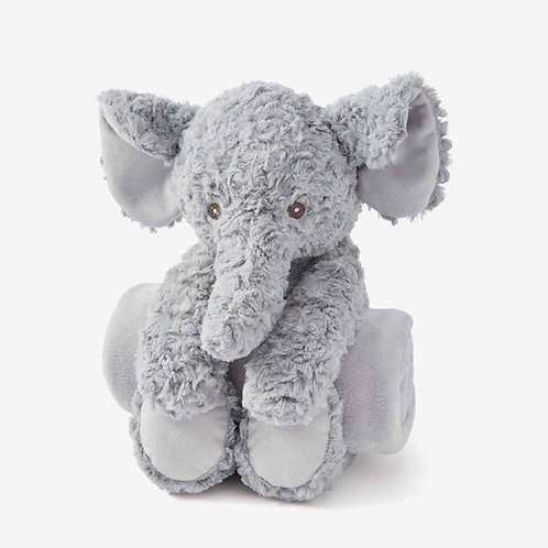 Huggie Elephant Blanket