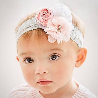 Infant head band