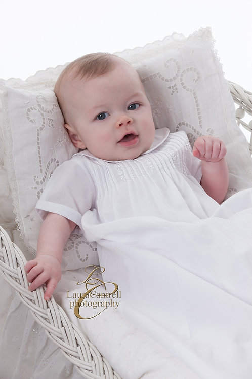 Boy Christening Gown