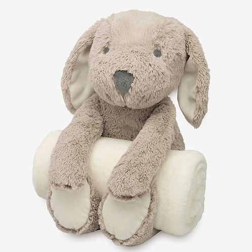 Huggie Puppy Blanket