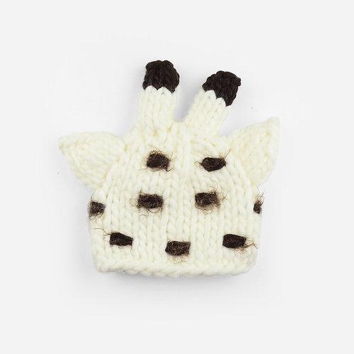 Giraffe Hat with spots