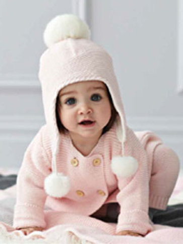 Sophia & Finn in Pink