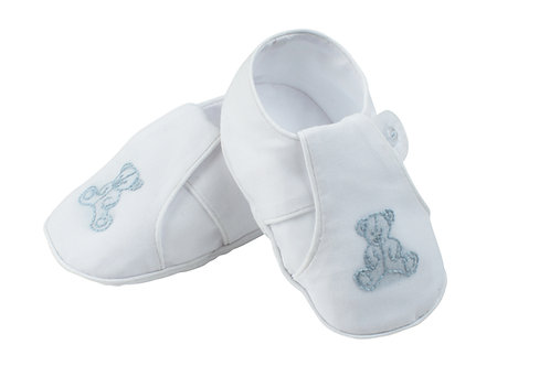 Feltman Brothers Teddy Bear Booties 5951