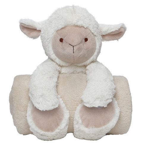 Huggie Lamb Blanket