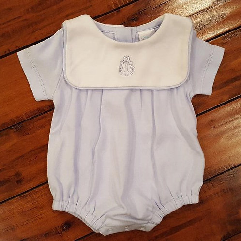 Baby Boy Bubble with Anchor S1510