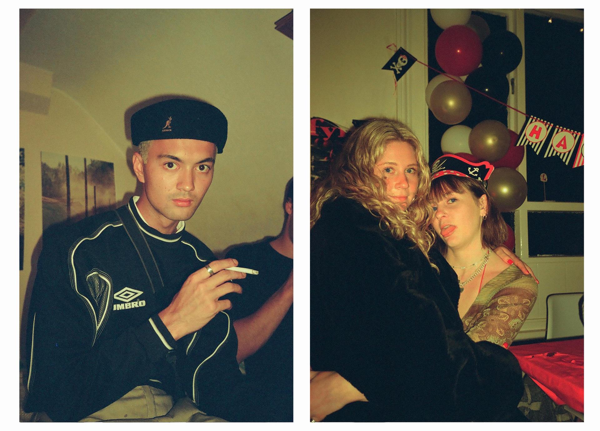 DANNY & ELLA/RACHEL
