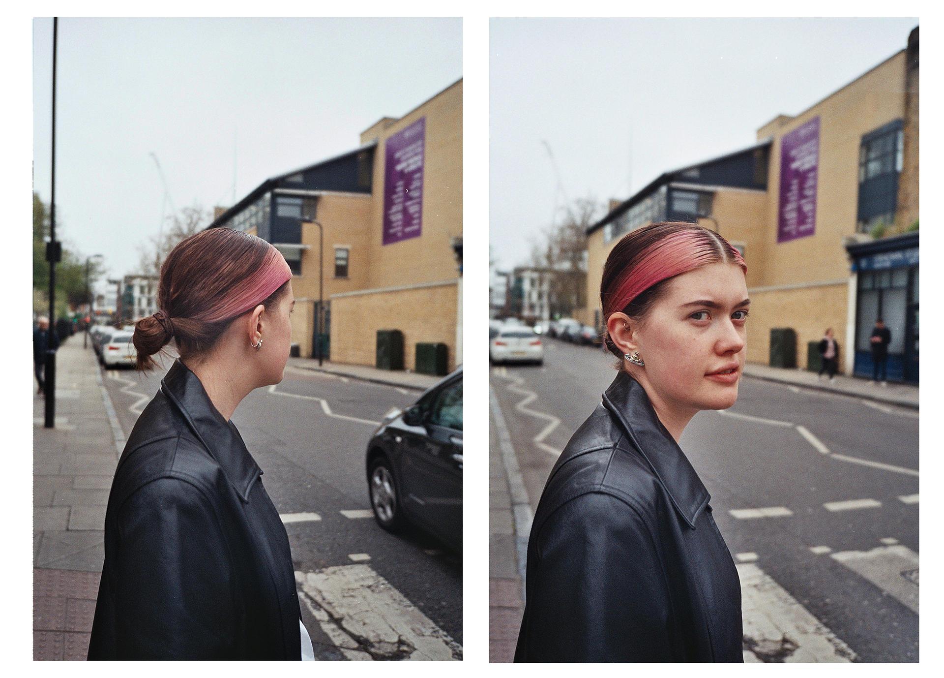 FI, LONDON