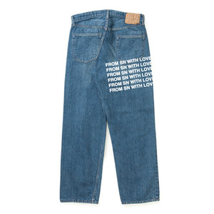 S/S JEANS