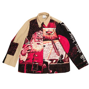 'COCA COLA IS COMING TO TOWN' WORK JACKET