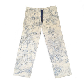 'LIFE IN A FRENCH TOWN' TROUSERS
