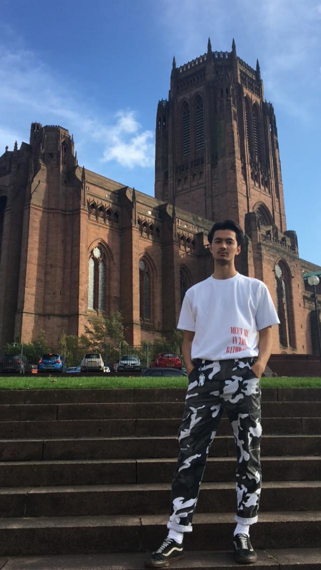 Danny In SN Summer 2017 2AM T Shirt