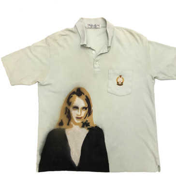 'EYES THAT COULD KILL' POLO SHIRT