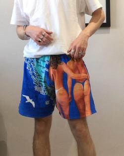 'SUMMER WON'T LAST FOREVER' Shorts