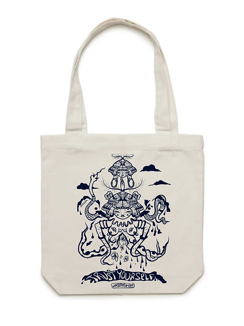 Trust Yourself Tote