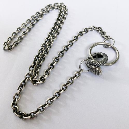 Snake Charmer .925 heavy chain