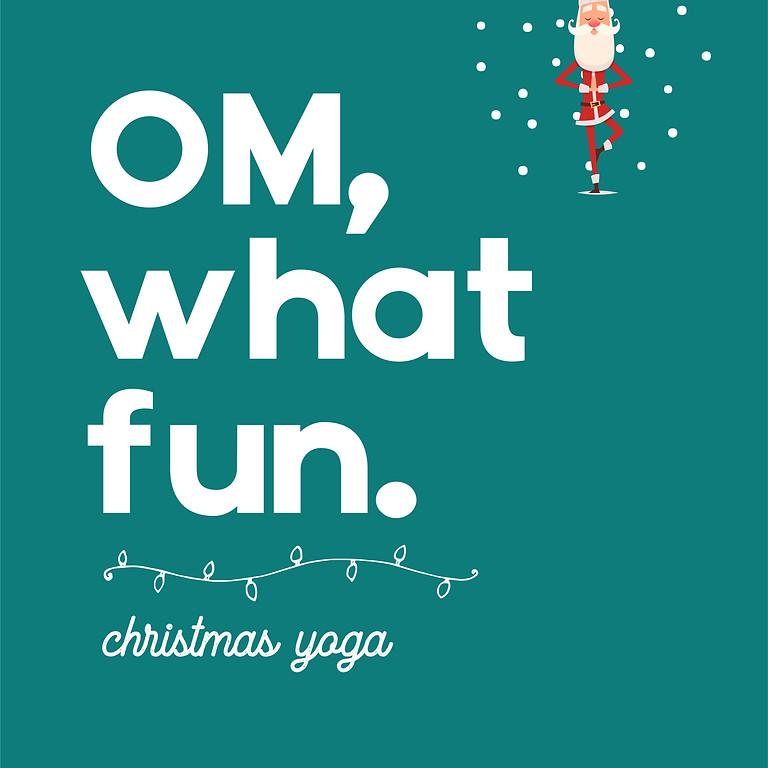 OM what FUN! YIN + NIDRA (no heat) @ The Yoga Club
